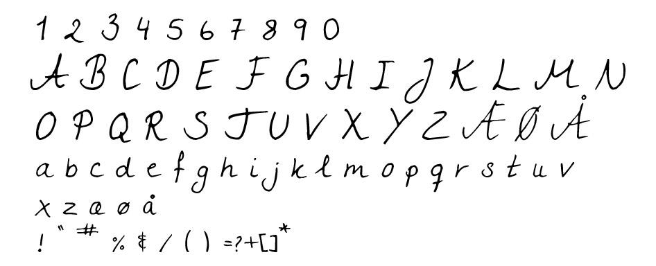 European style handwriting font? - Page 2 - DigiShopTalk Digital ...
